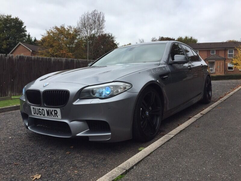 2010 bmw 520d f10 m5 replica efficient dynamics custom exhaust xenons 60 mpg in high wycombe. Black Bedroom Furniture Sets. Home Design Ideas