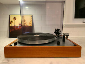 Thorens TD 166 Turntable - In Beautiful++ Condition