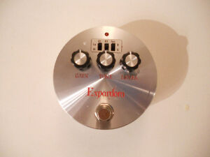 Billy Gibbons pedal