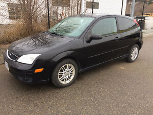2005 Ford Focus ZX3 Coupe (2 door)