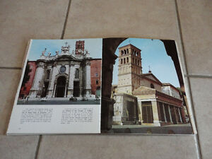 All Rome The Vatican and The Sistine Chapel Book London Ontario image 4