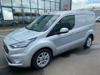 2019 Ford Transit Connect 200 L1 1.5 EcoBlue 120ps Limited Van Panel Van Diesel