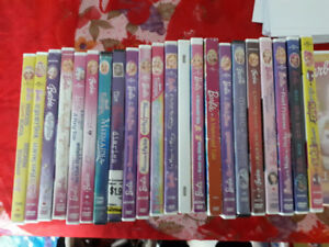 Barbie movie collection