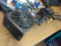 OCZ 1000 watt power supply[wires attached vs removeable]