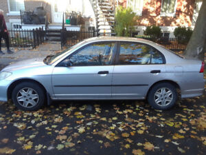 Honda Civic 2004 Automatic****special edition