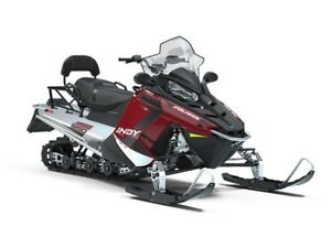 2019 Polaris 550 INDY LXT 144 1.0 Energy Sunset Red