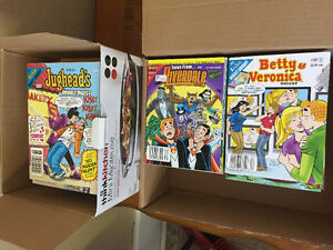 65 Archie Comics - need gone $50 OBO