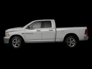 2010 Dodge Ram 1500 SXT  4X4 Chrome Pkg Bluettoth Hitch