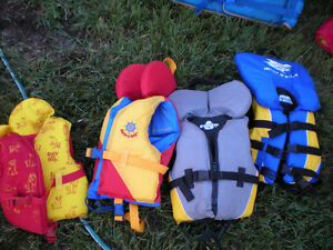 MARINE Accessories;lifejackets;tow ropes; tow tubes jerry cans