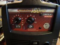 Lincoln MIG Welder  -  NEW