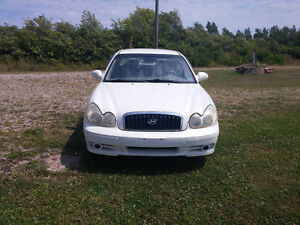 2003 Hyundai Sonata Sedan Low kms Reduced!
