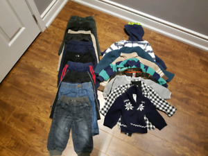Boy clothing- 12 months/12- 18 months assorted