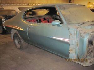 1970 Pontiac  GTO Mint Turquoise