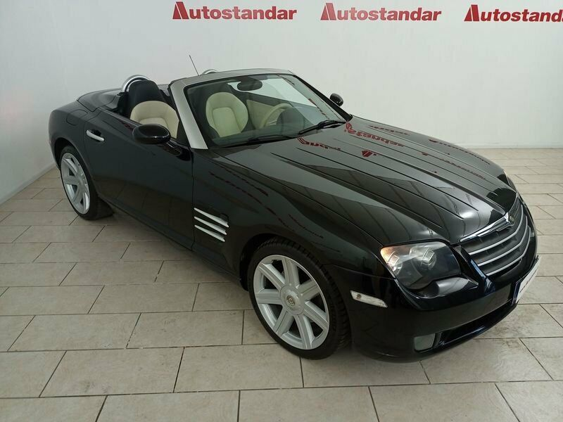 Chrysler Crossfire  Crossfire 3.2 cat Roadster Limited