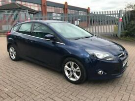 ***FORD FOCUS 1.6 TDCI ECONETIC ZETEC SATNAV•ONLY 1 OWNER•FULL SERV HIST***