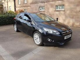 2011 FORD FOCUS 1.6 Ti-VCT ZETEC PETROL HATCHBACK 5 DOOR