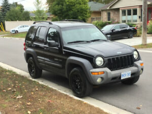 Jeep Liberty - manual