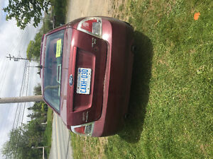 Ford Fusion 2007 for parts