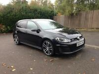 2014 Volkswagen Golf 2.0 TDI BlueMotion Tech GTD Hatchback DSG 5dr