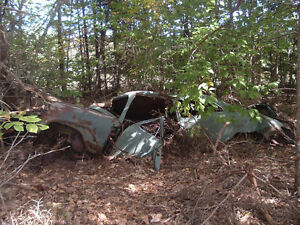 1949-50 Ford Car Parts