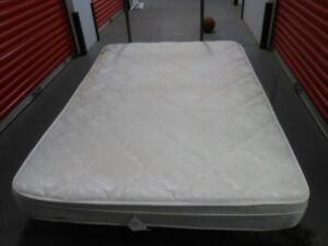 Beautiful Double Mattress & Box spring Free delivery in hfx