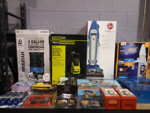 LIQUIDATION TOOLS AUCTION SALE MONDAY AUGUST 20- 6:30PM TORONTO