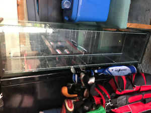 $50 Display glass Case