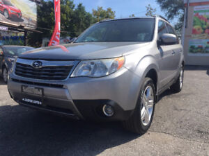2009 Subaru Forester X Limited Wagon