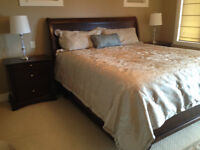 Moving must sell Leighton King Bedroom Suite