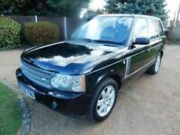 CHEAP CAR - 2006 55 LAND ROVER RANGE ROVER 2.9 TD6 VOGUE 5D AUTO 175 BHP DIESEL