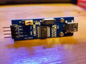 USB to RS232 Converter TTL Serial Interface Module