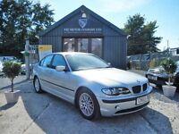 BMW 318 318i ES (aluminium/silver) 2003