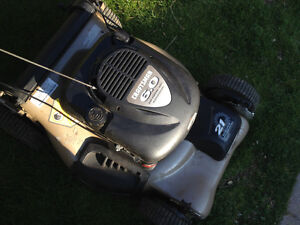 SELF PROPELLED LAWN MOWER ONLY $150