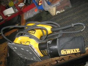 Dewalt Sander For Sale