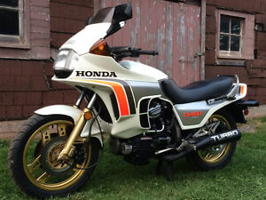 1982 Honda CX 500 Turbo