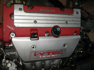 02 04 ACURA RSX DC5 K20A I-VTEC TYPE R  ENGINE 6 SPEED TRANS JDM