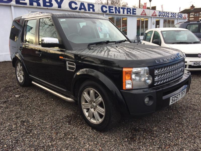 2007 land rover discovery 2 7 td v6 xs 5dr auto 7 seater diesel in derby derbyshire gumtree. Black Bedroom Furniture Sets. Home Design Ideas