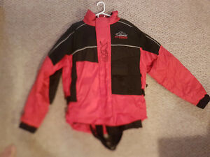 Mustang Ice Rider Snow Suit Brand New