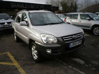 2005 Kia Sportage 2.0 XE 4WD * EXCELLENT VALUE 4X4 *