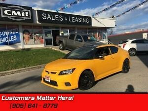 2012 Scion tC   ROOF!  GROUND-AFFECTS!  6-SPD MANUAL!  PWR-GRP!