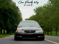 2002 Acura TL Type S Berline Stanced