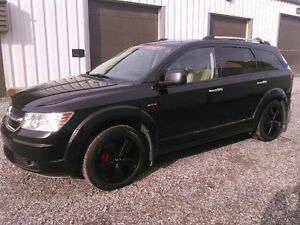 2010 Dodge Journey RT4 VUS