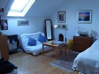 AWESOME EXCEPTIONALLY LARGE ATTIC ROOM