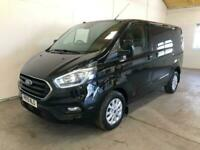 2019 Ford Transit Custom 2.0 280 EcoBlue Limited L1 H1 EU6 5dr