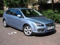 EXCELLENT EXAMPLE!!! 57 REG FORD FOCUS 1.8 TDCi ZETEC CLIMATE 5dr, LONG MOT, FSH