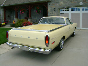 Collector Classic 1968 Ford Ranchero