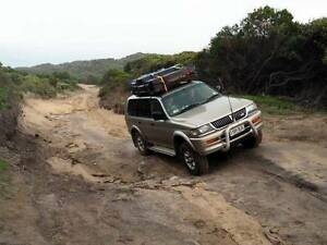 ***TOP*** 4x4 Wagon backpacker 4wd van Mitsubishi Challenger 2000 Burwood Burwood Area Preview