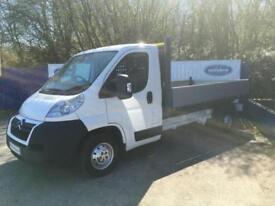 2012 Citroen Relay 2.2HDi ( 120hp ) L3 35 LWB Flatbed Van