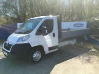 2012 Citroen Relay 2.2HDi ( 120hp ) L3 35 LWB Flatbed Van