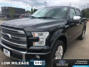 2015 Ford F-150 Platinum   - $314.60 B/W - Low Mileage